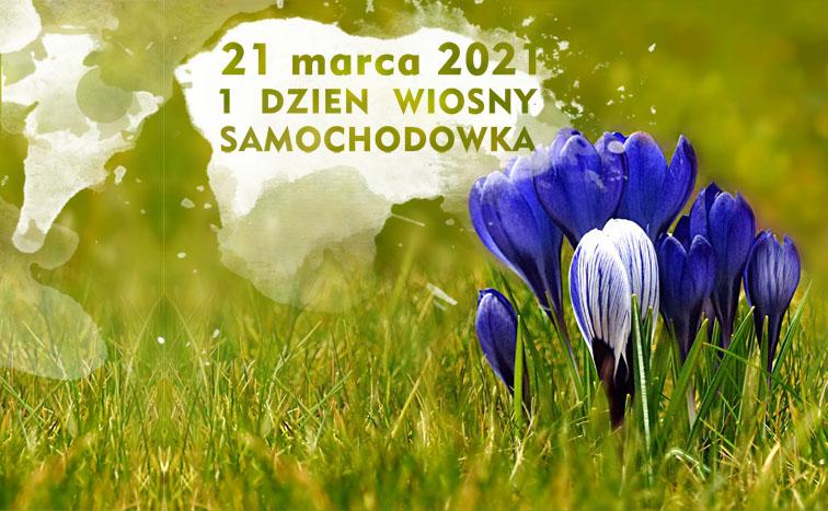 Życzenia na Pierwszy Dzień Wiosny
