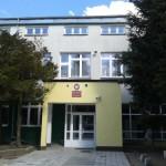 Front Zespółu Szkół nr 10 w Koszalinie