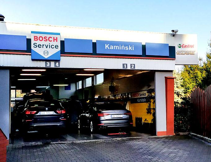 Praca w Bosch Service