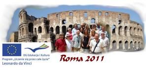 Winieta Rzym 2011