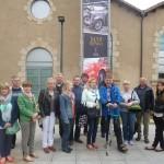 Nauczyciele Zespółu Szkół nr 10 w Koszalinie w Salamance (Hiszpania)