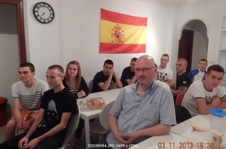 hiszpania praktyki