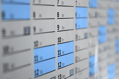 Zmiana harmonogramu roku szkolnego